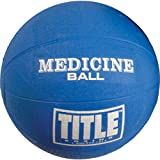 TITLE Boxing Max-Grip Rubber Medicine Balls, Small