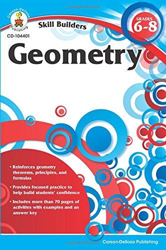 Geometry, Grades 6 - 8 (Skill Builders) ebook