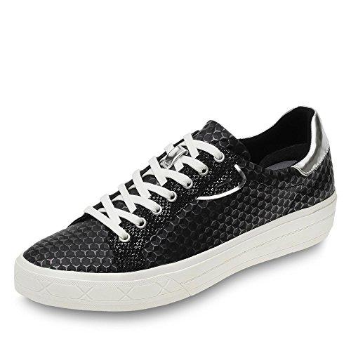 STRUC para Tamaris Zapatillas Mujer 23604 BLACK 4SvCWBHT