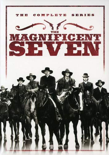 Magnificent Seven Complete Series Gift Set (Magnificent Century Dvd)