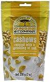 SUNSHINE NUT COMPANY CASHEWS RSTD SALTED
