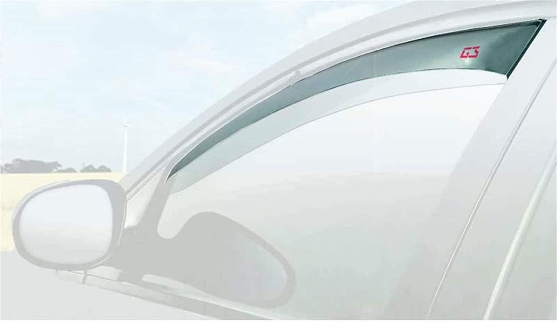 Deflettori Aria e Pioggia antiturbo per Alfa Romeo 159 4P//SW 2005 G3 aerodinamico Alta Resistenza agli impatti
