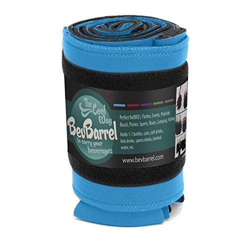 Beverage Barrels Cooler, Light Blue For Sale