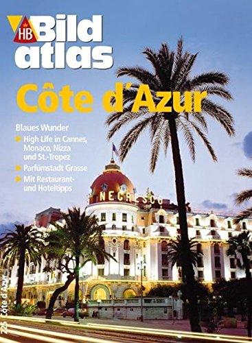 HB Bildatlas Côte d'Azur