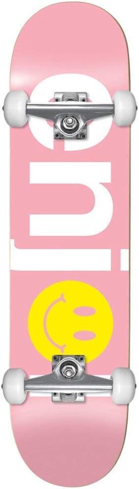 Enjoi Full No Brainer Smiley 7.5 Complete Board