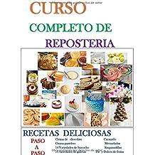 LIBRO DE REPOSTERÍA (Spanish Edition)