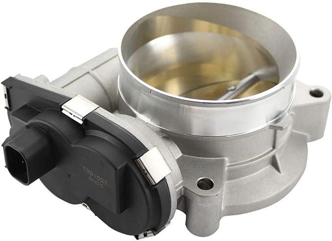 Bicos 12631186 Throttle Body Assembly Compatible with Buick Allure Regal Chevy Equinox Malibu Cobalt Pontiac G5 G6 Saturn Aura Sky 2.4L L4