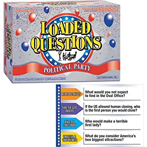 Loaded Questions Political Party