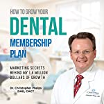 How to Grow Your Dental Membership Plan: Secrets Behind My 1.4 Million Dollars of Growth | Christopher Phelps DMD