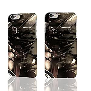 300 Custom Diy Unique Image Durable 3D Case Iphone 6 Plus - 5.5 Hard Case Cover by runtopwell