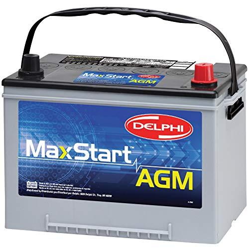 Delphi BU9034R 34R AGM Battery