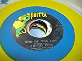 FRIJID PINK 45 RPM End Of The Line / Sing A Song For Freeedom