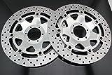 Front Brake Discs Rotors for Honda Goldwing 1800 GL1800 2001 2002 2003 2004 2005 2006 2007 2008 2009 2010 2011 2012 2013 2014 2015