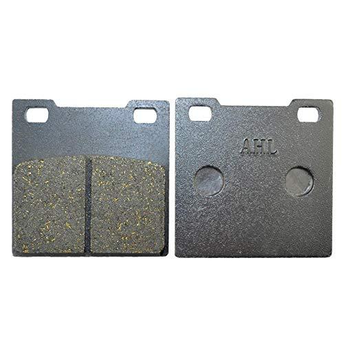 SEMI METAL FRONT LEFT BRAKE PADS FOR SUZUKI GSX 600 F 1998-2006