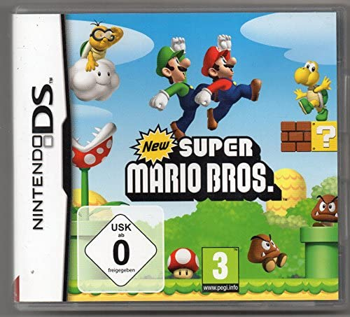New Super Mario Bros [Importación francesa]: Amazon.es: Videojuegos