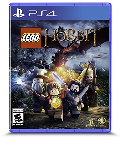 LEGO The Hobbit - PlayStation 4 (Lego Lord Of The Rings Video Game)