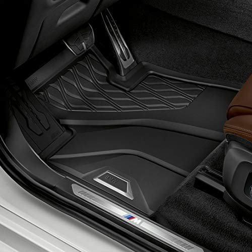 BMW 51472458551 All-Weather Floor Mats For G05 X5 & G07 X7 (Set of 2 Front Mats)