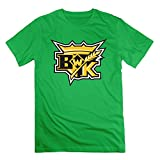 img - for Brandon Wheat Kings ForestGreen Men's Sport T Shirt For Mens Size M book / textbook / text book