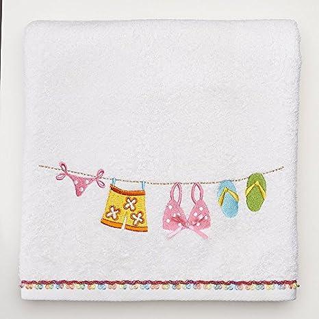 "Para colgar loose ""baño ducha Collection – Juego de 2 toallas ..."