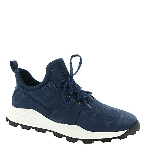 | Timberland Mens Brooklyn Lace Oxford, Navy