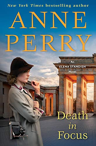 Book Cover: Death in Focus: An Elena Standish Novel