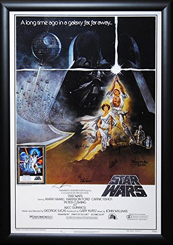 with Star Wars A New Hope Posters design