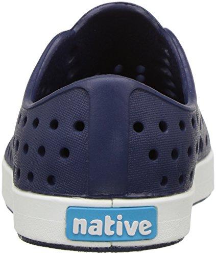 Native NativeJefferson Child - Jefferson Niños Niños, Unisex Regatta Azul/Shell Blanco