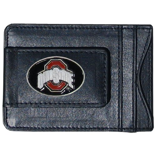 NCAA Ohio State Buckeyes Cash and Card - Leather Ohio