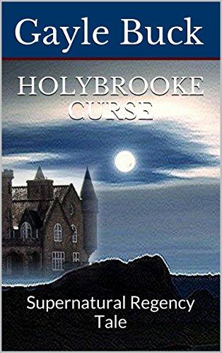 book cover of Holybrooke Curse