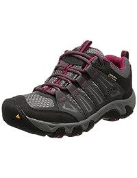 KEEN Women's Oakridge WP Running Shoes