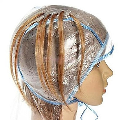 Womens Fashion Professional Hair Dye Cap Hair Styling Salon Hair Coloring Safety Frosting Cap