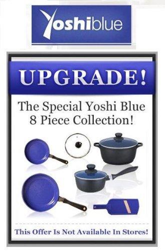 yoshi blue skillet - 3