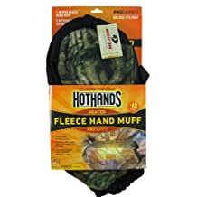 HotHands Heated Fleece Hand Muff (Mossy Oak)