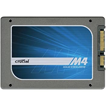 [OLD MODEL] Crucial m4 256GB 2.5-Inch (9.5mm) SATA 6Gb/s Solid State Drive CT256M4SSD2