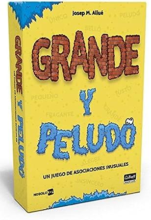 nosolorol Grande y Peludo - Juego de Mesa en Castellano: Amazon.es ...