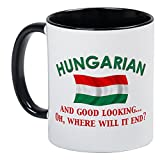 CafePress %2D Good Lkg Hungarian 2 Mug %