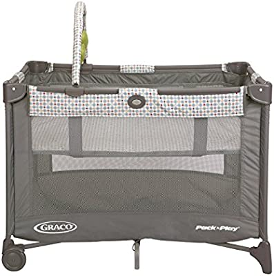 Graco Pack N Play Playard with Automatic Folding Feet, Pasadena by ...