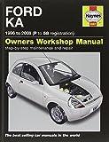 Ford Ka Service and Repair Manual: 96-08 (Haynes Service and Repair Manuals) by A. K. Legg (2012-10-17)
