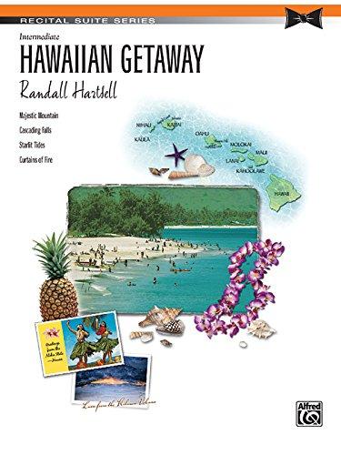 Suite Series - Hawaiian Getaway: Sheet (Recital Suite Series)