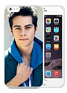 CMS Unique and Attractive iPhone 6 plus 5.5 inch TPU Cases Design with dylan o brien 2 in White