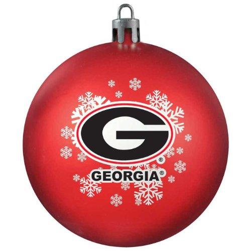 - NCAA Georgia Bulldogs Shatterproof Ball Ornament