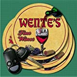 WENTE'S Fine Wines Coasters - Set of 4