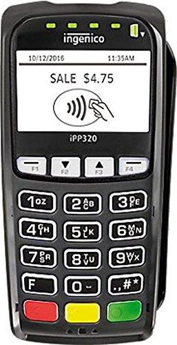 Ingenico IPP320-USSCN39D IPP320 Smart Card Reader - USB - RBA 9.02 - Black (Certified Refurbished) by Ingenico