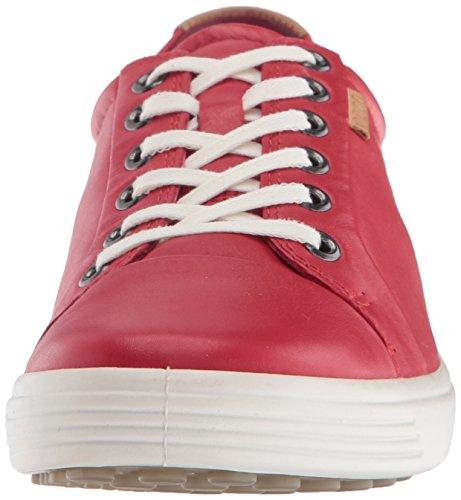 Rosso Basse Soft 1046tomato Ladies da ECCO Donna Scarpe 7 Ginnastica vYfqqw8H