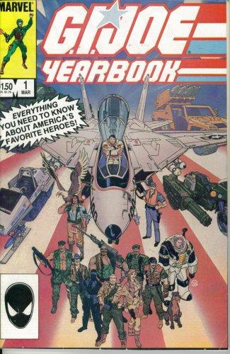 G.I. Joe Yearbook #1 (Marvel Comics)