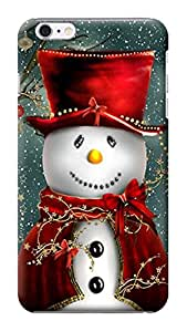 longenology Custom New Style Merry Christmas fashionable TPU Cellphone Protector Cover Case for Iphone 6 Plus