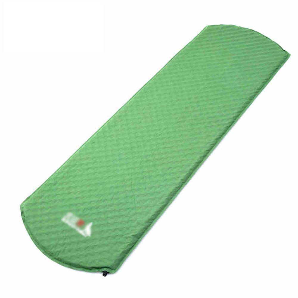 Single aufblasbare Beutel Zelte Schlafkissen Wabe Outdoor Feuchtigkeitsfeste Pad tragbare Hause Auto Campingplatz Pad Yoga Matten