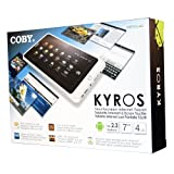 Coby Kyros Android Tablet MID70164GSV, Best Gadgets