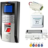 Magibox™ Bio Fingerprint and Rfid Card Door Access Control System & Time Attendance Kits Magnetic Lock