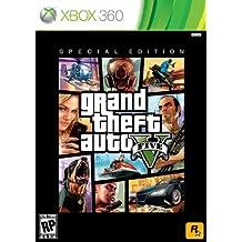 Grand Theft Auto V Special Edition - Xbox 360